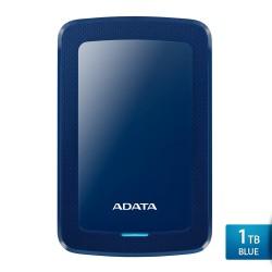 ADATA HV300 1TB Biru - Hard Disk Eksternal USB3.1 Slim