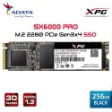 ADATA XPG SX6000 PRO 256GB - PCIe Gen3x4 M.2 2280 SSD -Solid State Drive