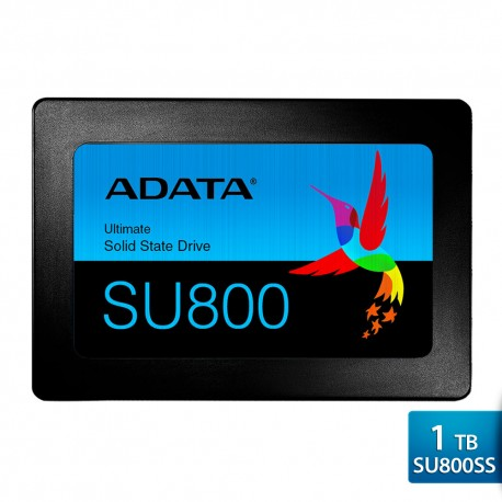 "ADATA SU800SS – SSD Internal 3D NAND Flash 2.5"" SATA III – 1 TB"