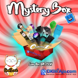Mystery Box OPTIMUZ - Lucky Box Paket