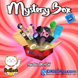 Mystery Box OPTIMUZ - Piggy Box Paket