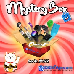 Mystery Box OPTIMUZ - Goldie Box Paket