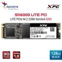 ADATA XPG SX6000LNP LITE 128GB PCIe Gen3x4 M.2 2280 SSD -Solid State Drive
