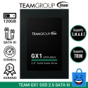 TEAM SSD GX1 2.5 SATA III - 120GB