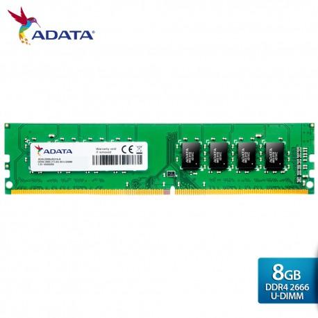 ADATA Premier DDR4 2666 U-DIMM RAM Memori PC - 8GB