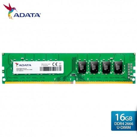 ADATA Premier DDR4 2666 U-DIMM RAM Memori PC - 16GB