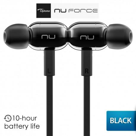 OPTOMA NuForce BE Live2 Earphone Wireless Bluetooth Audio - Hitam