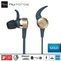 Optoma NuForce BE Live5 Earphone Wireless Bluetooth Audio - Gold