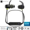 Optoma NuForce BE Sport 4 Premium Wireless Sport Earbuds - Hitam