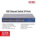 H3C S1224 Ethernet Switch 24 Port