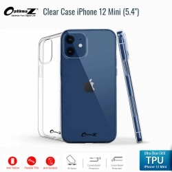 OptimuZ Case Transparan TPU iPhone 12 Mini