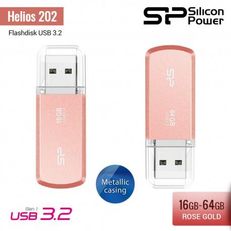 Silicon Power Helios 202 Flashdisk USB3.2 - Fitur