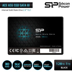 """Silicon Power Ace A55 SSD 2.5"""" SATA III 3D TLC - Fitur"""