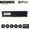 Silicon Power DDR4 3200 CL22 UDIMM-8GB-32GB