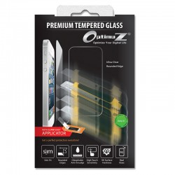 Optimuz Tempered Glass Asahi 0.33mm with Applicator for Sony Z1