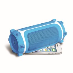 Speaker X-Bass Plus ITA Bluetooth - Blue