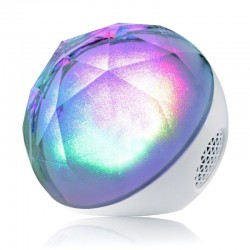 Speaker Color Ball Bluetooth - White