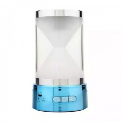 Speaker Mini Hourglass BT-18 Bluetooth - Blue