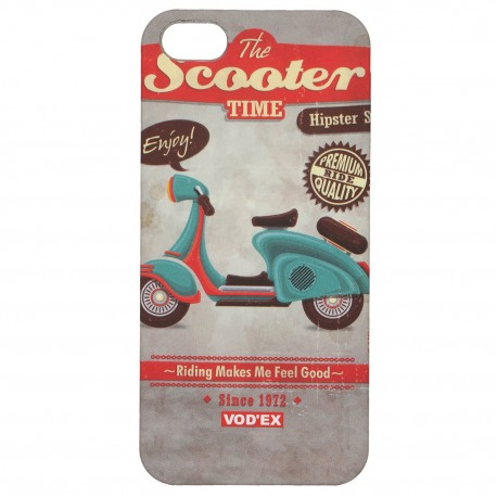 Vod'ex Hard Back Case Cover for iPhone 5/5S – The Scooter Time