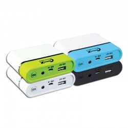 Optimuz Powerbank Rapido 6000mAh - All Color