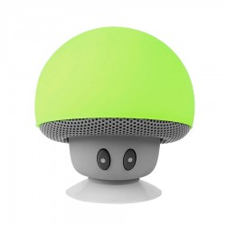 Speaker Bluetooth Mini Jamur - Light Green