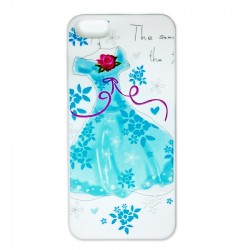 Case New Fashion Spring untuk iPhone 5/5S - Gaun
