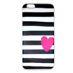 Case New Fashion Spring untuk iPhone 6 - Zebra Love