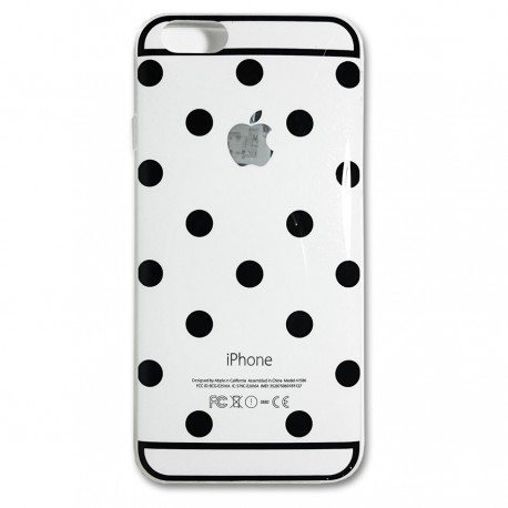 Case Protective Fashion untuk iPhone 6 - White