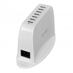 OptimuZ USB Power Adapter  7 Port - Putih