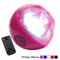 Speaker Color Ball Bluetooth