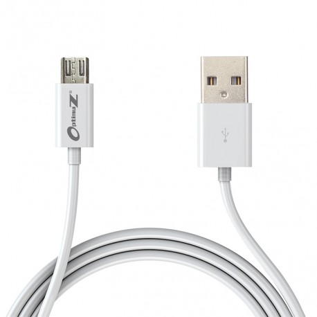 OptimuZ Kabel Micro USB V8 - 1 Meter