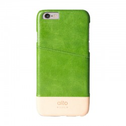 Alto Leather Case for iPhone 6/6S - Metro - Green / Original