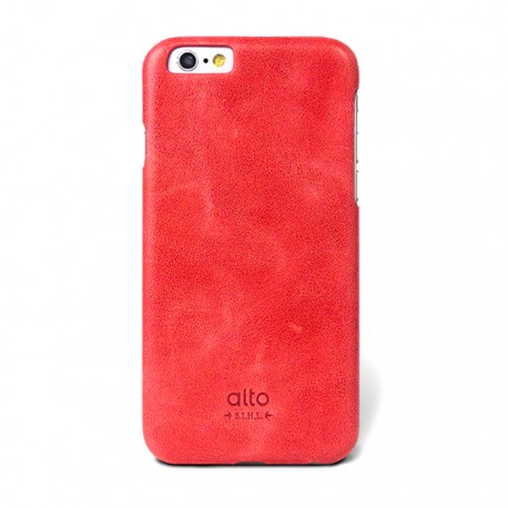 Alto Leather Case for iPhone 6/6S - Original - Red