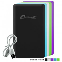 OptimuZ Power Bank Simple Polymer 6000mAh