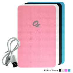 OptimuZ Power Bank Ultra Slim Polymer 6000mAh