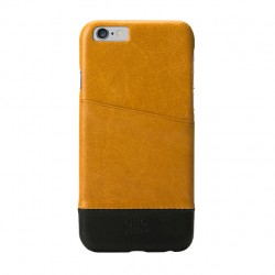 Alto Leather Case for iPhone 6 - Metro - Light Brown / Black
