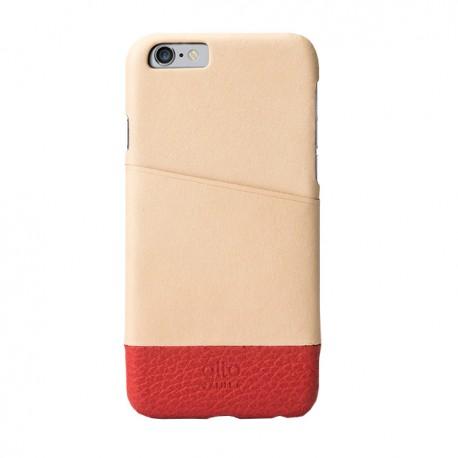 Alto Leather Case for iPhone 6 - Metro - Original / Red
