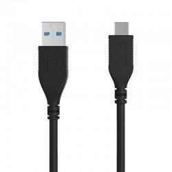 PQI U-Cable C to A 100 Kabel Data & Charger port USB Type-C ke Type A