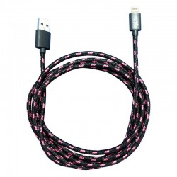 PQI i-Cable Mesh 90 Sertifikasi Apple MFI