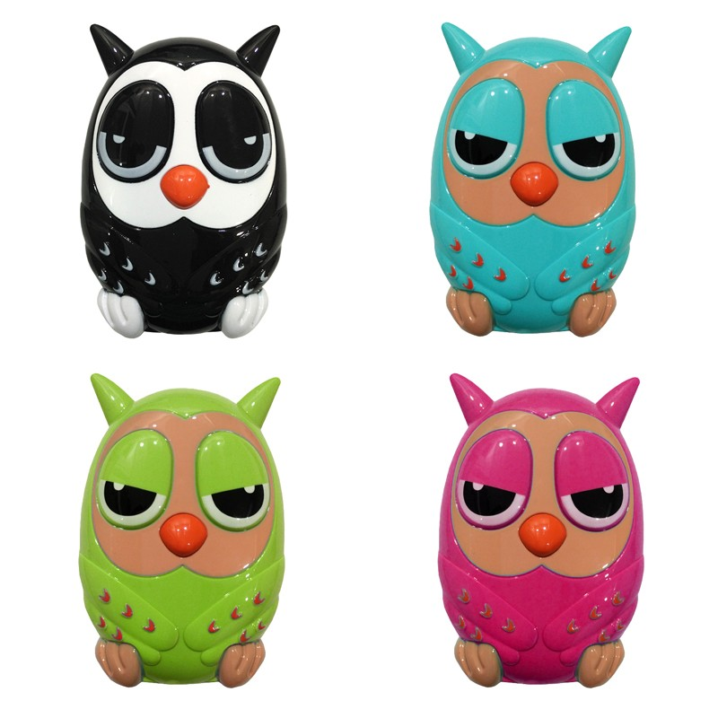 Power Bank Cartoon Owl Burung Hantu 12000mah
