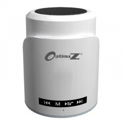 OptimuZ Speaker Bluetooth BW-92 Touchscreen - White