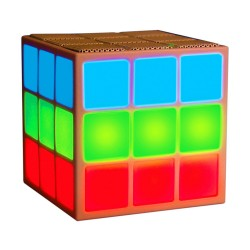 Speaker Bluetooth Cube OITA 6625 Rubik Mini Portable