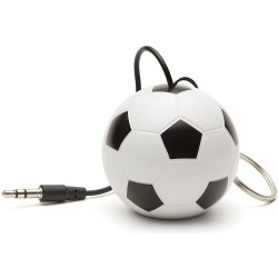 OptimuZ Mini Buddy Portable Speaker Character - Footbal