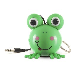 OptimuZ Mini Buddy Portable Speaker Character - Frog