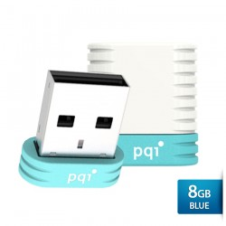 PQI U606L Flashdisk USB Pen Drive - 8GB Blue
