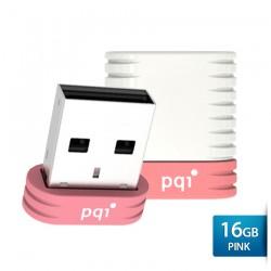 PQI U606L Flashdisk USB Pen Drive - 16GB Pink
