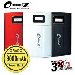 Optimuz Powerbank Grado 9000mAh