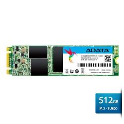 ADATA SU800 Ultimate 512GB - SSD Internal M.2 2280 3D TLC NAND Flash