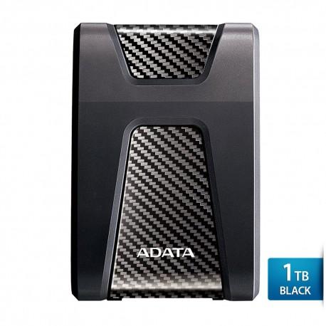 ADATA H650 - 1TB Hitam - Hard Disk Eksternal USB3.0 Anti-Shock