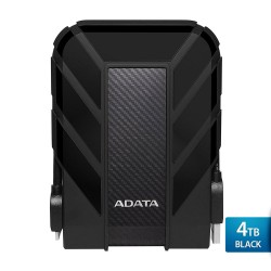 ADATA H710 Pro - 4TB Hitam - Hard Disk Eksternal USB3.1 Anti-Shock & Waterprooff